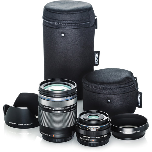 Olympus Travel Kit