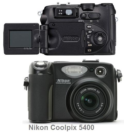 Nikon-Coolpix-5400-5.1-MP-Digital-Camera