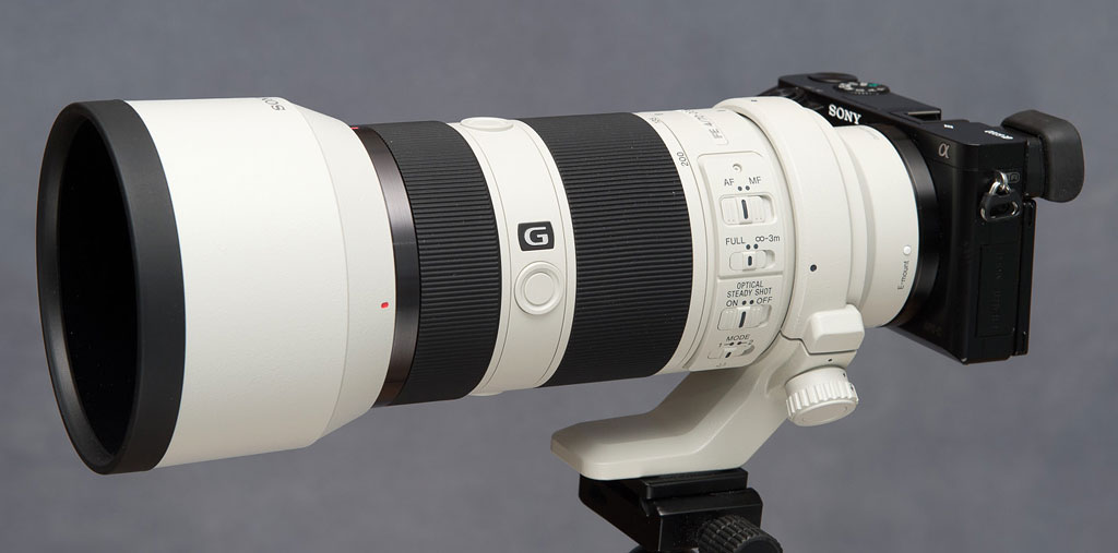 Don\'t be fooled by small cameras with big lenses! | Shooting M4/3