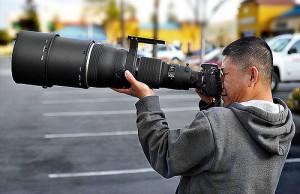 Nikon 600mm handheld
