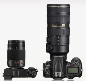 Comparison with 70-200mm f/2.8