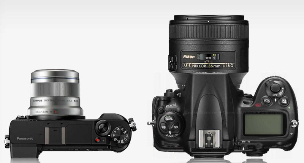 Why Micro Four-Thirds?   Shooting M4/3