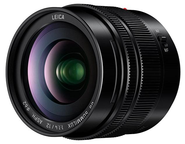 Panasonic Leica DG Summilux 12mm f/1.4