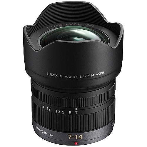 Lumix G Vario 7-14mm f/4.0 ASPH